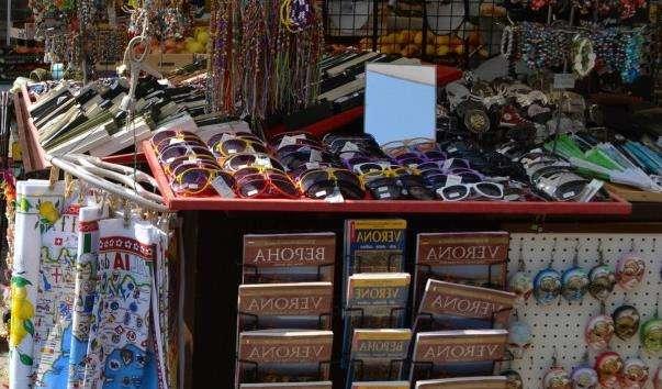 Ринок на площі Ербе