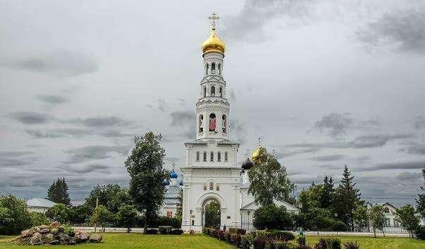Храмовий комплекс у Завидово