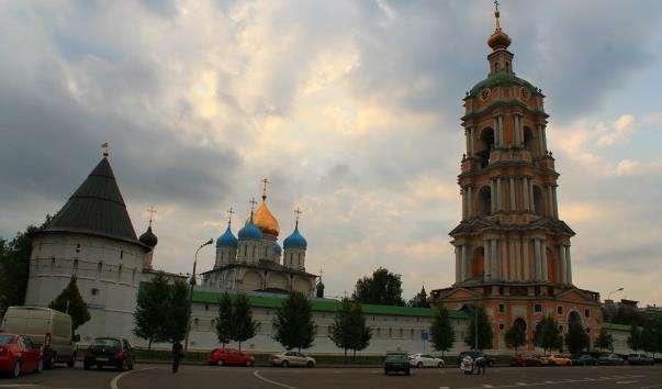 Новоспаський монастир у Москві
