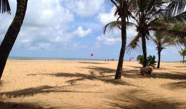 Пляж Калутары