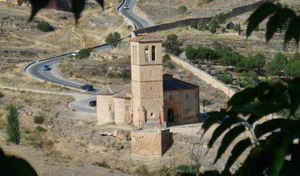 Церква тамплієрів Ла Вера Крус