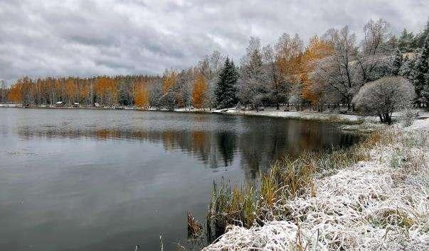 Озеро Коверши