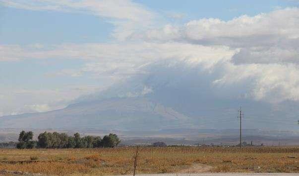 Гора Ерджієс