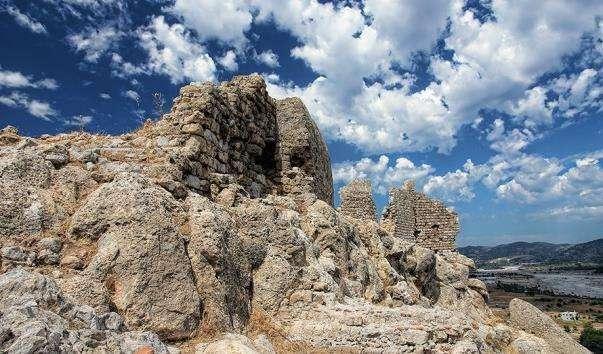 Замок Фераклос