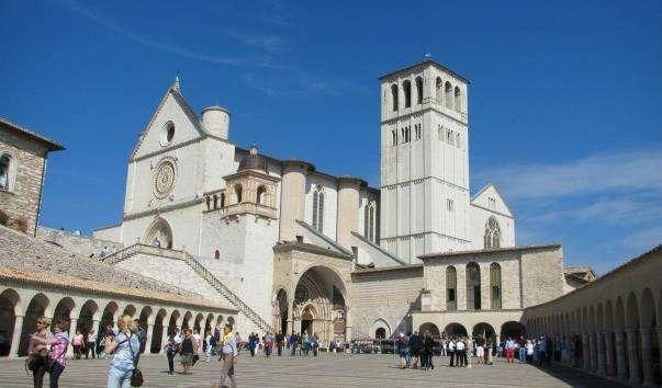 Базиліка Св. Франциска в Ассізі