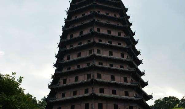 Пагода Шести Гармоній Люхэта