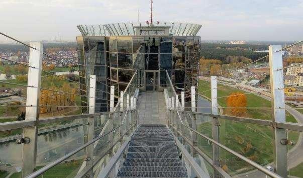 Оглядовий майданчик Національної бібліотеки