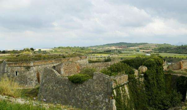 Замок Сан Фернандо де Фігерас