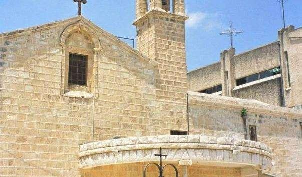 Православний грецький Благовіщенський храм