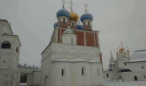 Архангельський собор Рязанського Кремля