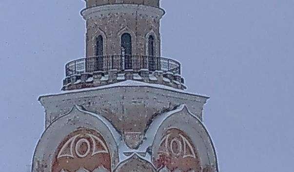 Свічкова вежа Борисоглібського монастиря